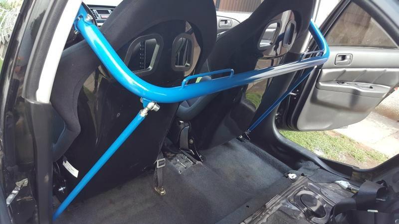 Harness Bar Subaru Impreza GD - GRUBYGARAGE - Sklep Tuningowy